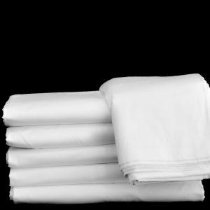 Βαμβακερά Σεντόνια Λευκά και Χρωματιστά