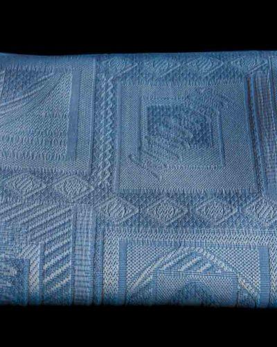 Κουβέρτα πικέ σιέλ King Size