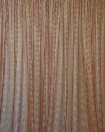 Κουρτίνα λεπτή ριγέ διαθέσιμη σε 4 αποχρώσεις