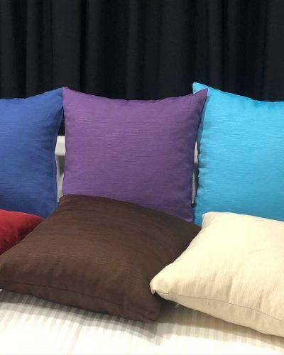Διακοσμητικά Μαξιλάρακια σε πολλά χρώματα