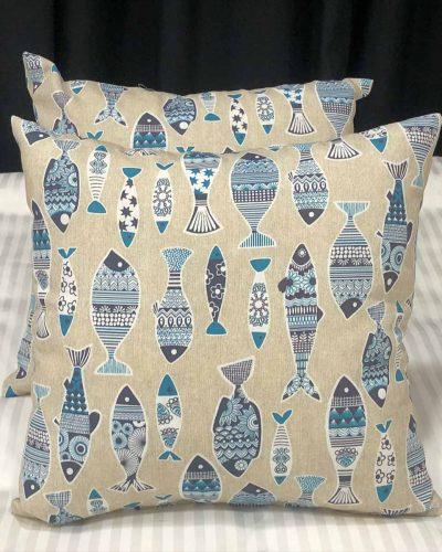 Μαξιλάρια καναπέ σε πληθώρα σχεδίων